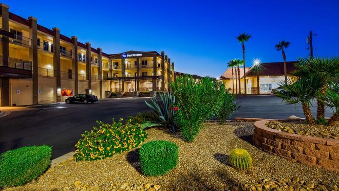 Best Western Hoover Dam Hotel - Boulder City - Building