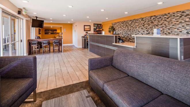 Best Western Hoover Dam Hotel - Boulder City - Lobby