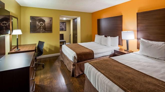 Best Western Hoover Dam Hotel - Boulder City - Bedroom