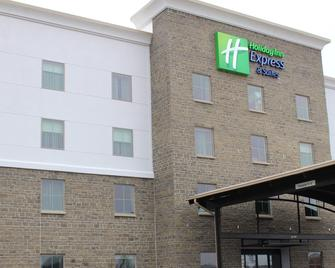 Holiday Inn Express & Suites Shawnee-Kansas City West - Shawnee - Building