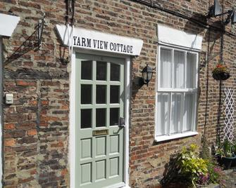 Yarm View Guest House And Cottages - Yarm - Outdoors view