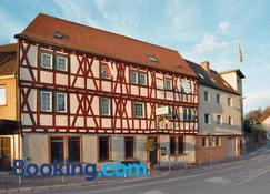 Hotel Goldener Karpfen - Aschaffenburg - Building