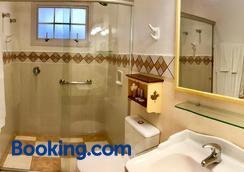 Canada Lodge - Campos do Jordão - Bathroom