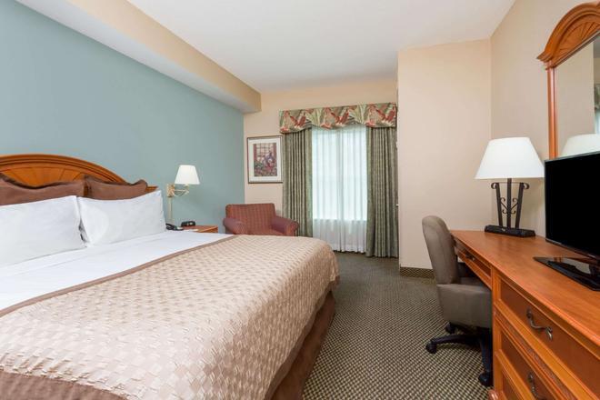 Hawthorn Suites by Wyndham Orlando Lake Buena Vista - Orlando - Bedroom