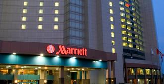Niagara Falls Marriott Fallsview Hotel and Spa - Niagara Falls - Building