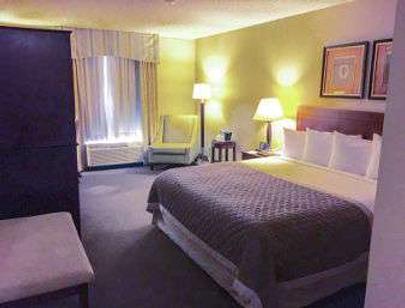 Ramada Plaza by Wyndham Atlanta Airport - Atlanta - Bedroom