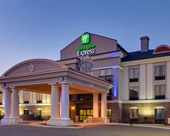 Holiday Inn Express & Suites Covington - Covington - Building