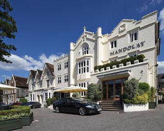 Mandolay Hotel Guildford - Guildford - Building