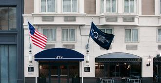 Club Quarters Hotel in San Francisco - San Francisco - Edificio