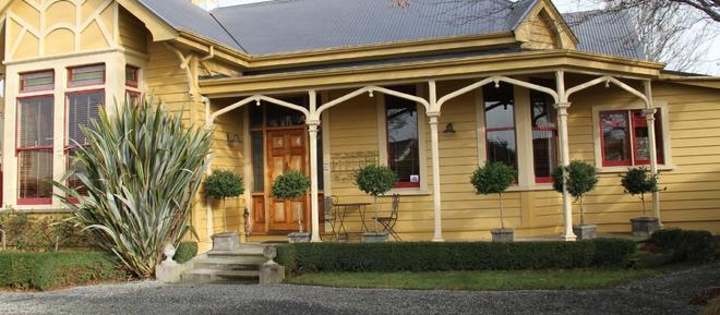 Villa Rouge B&B - Invercargill - Building