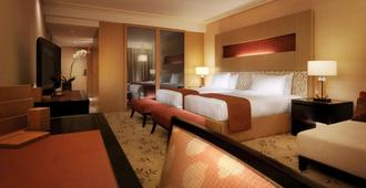Marina Bay Sands - Singapore - Bedroom