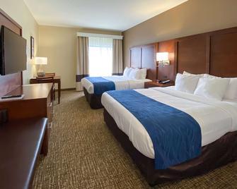 Comfort Inn East Windsor - Springfield - East Windsor - Schlafzimmer