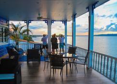 Hotel Casazul - Flores - Balkong