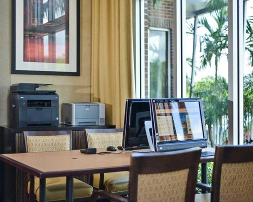 Cambria Hotel Ft Lauderdale Airport - Dania Beach - Business center