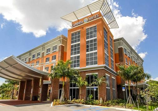 Cambria Hotel Ft Lauderdale Airport - Dania Beach - Building