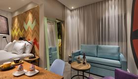 Cucu Hotel - Tel Aviv - Wohnzimmer