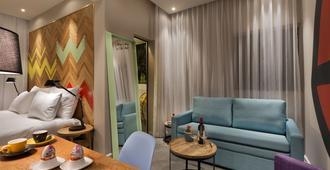 Cucu Hotel - Tel Aviv - Living room