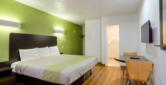 Motel 6 Santa Fe Plaza - Downtown - סנטה פה - חדר שינה