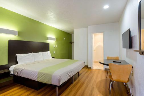 Motel 6 Santa Fe Plaza - Downtown - Santa Fe - Bedroom