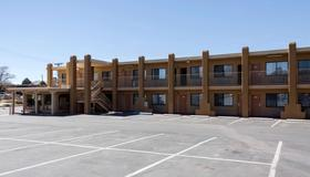 Motel 6 Santa Fe Plaza - Downtown - Santa Fe - Building