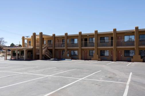 Motel 6 Santa Fe Plaza - Downtown - Santa Fe - Building