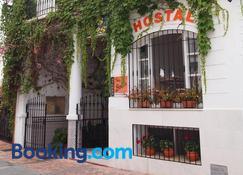 Hostal Tres Soles - Nerja - Toà nhà