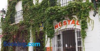 Hostal Tres Soles - Nerja - Edificio