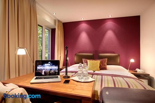 奧特多瑙斯特拉酒店 - 維也納 - 維也納 - 臥室