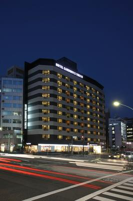 Hotel Sardonyx Tokyo - Tokio - Gebäude