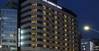 Hotel Sardonyx Tokyo - Tokyo - Byggnad