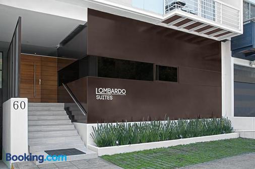 Lombardo Suites - Mexico City - Building
