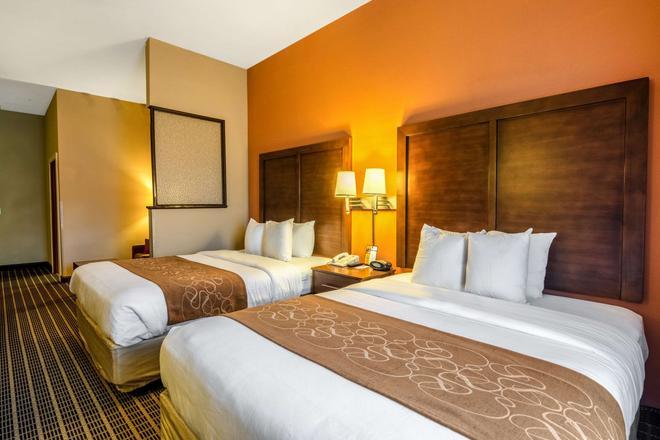 巴拿馬城海灘凱富套房酒店 - 巴拿馬市海灘 - 巴拿馬城海灘 - 臥室