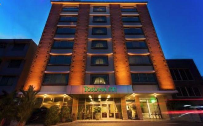 Toscana Inn Hotel - Πόλη του Παναμά - Κτίριο