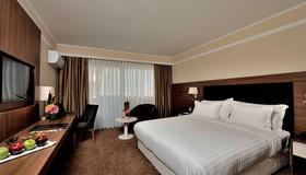 肯茲巴斯馬酒店 - 卡薩布蘭加 - 卡薩布蘭卡 - 臥室