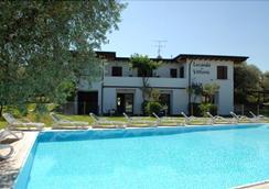 Locanda Da Vittorio - Manerba del Garda - Pool
