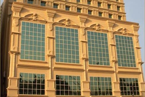 Carlton Tower Hotel - Dubai - Rakennus