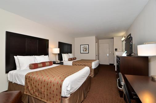 Best Western Inn of Vancouver - Vancouver - Makuuhuone