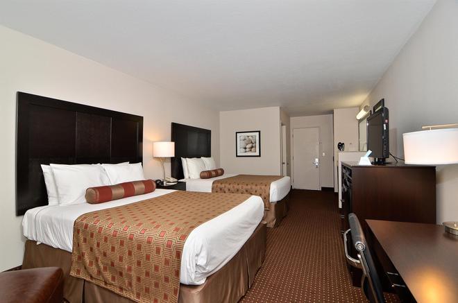 Best Western Inn of Vancouver - Vancouver - Bedroom