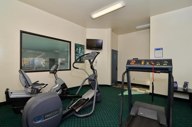 Best Western Inn of Vancouver - Vancouver - Gym
