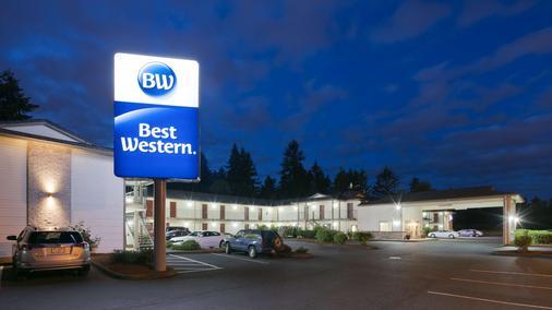 Best Western Inn of Vancouver - Vancouver - Toà nhà