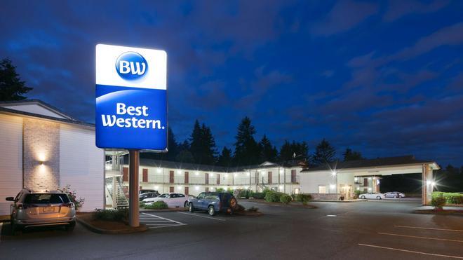 Best Western Inn of Vancouver - Vancouver - Building