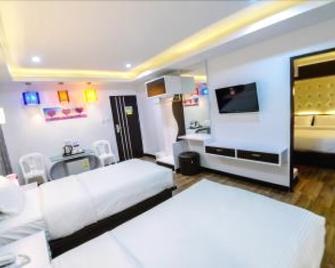 Lalita Boutique Hotel Hat Yai - Hat Yai - Κρεβατοκάμαρα