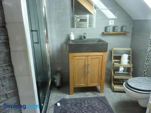 Les Chambres D'Oriane - Chessy - Bathroom