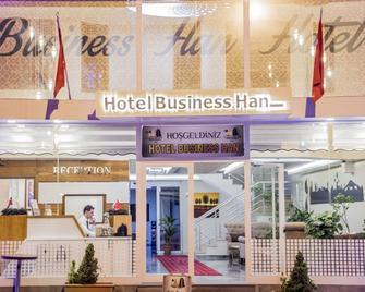 Hotel Business Han - Nevşehir - Building