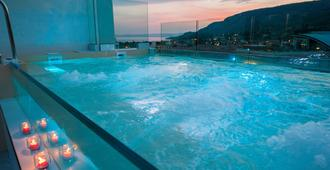 Hotel Italia - גארדה - בריכה