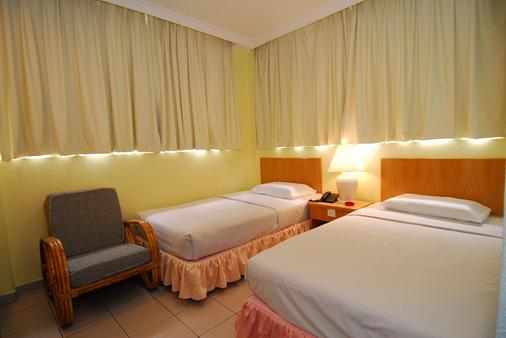 Hotel City View - Sandakan - Bedroom