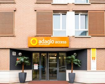 Aparthotel Adagio access Vanves Porte de Châtillon - Ванв - Building