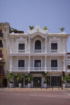 蒙特雷酒店 - 喀他基那 - 卡塔赫納 - 建築