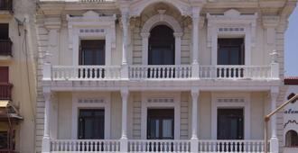 Hotel Monterrey - Cartagena - Rakennus