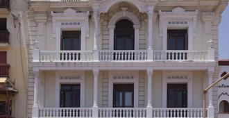 Hotel Monterrey - Cartagena - Building